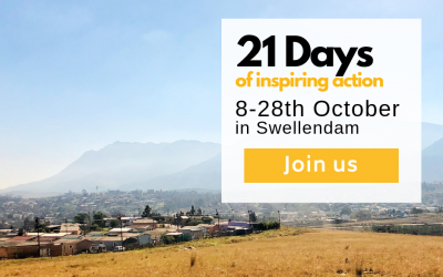 SOUL Circus's first 21 Day Location is Swellendam!