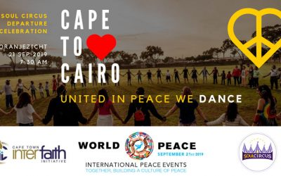 Who's ready to Dance for PEACE?